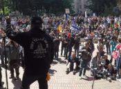"Patriot Prayer's ""Freedom March"" |  Berkeley"