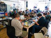 Noisebridge 10 Year Anniversary Weekend Exhibition | Mission Dist.