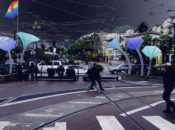 See the Castro's Brand New LED Light Sculpture Garden | SF