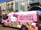 Hello Kitty Truck Comes Back to San Jose | Santana Row