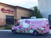 Hello Kitty Truck Comes Back to Pleasanton | Stoneridge Shopping Center