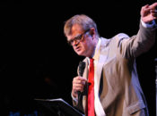 American Legend Garrison Keillor Preaching at Grace Cathedral   SF