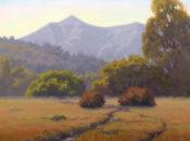 One Mountain OneTam: 100 Paintings for Mt. Tamalpais Reception   Ross
