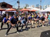 2018 Asian Street Market: Pop-up & Food Trucks + Kpop Dance Class  | SF