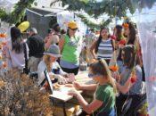 2018 Harvest Festival and Sukkot: Table Demo, Sukkah Demo & Nature Crafts | SF