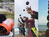 California Coastal Cleanup Day & Sand Globes Workshop   Stinson Beach