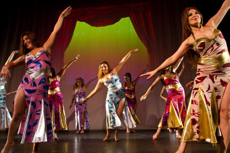 Arabian dancers Nude Photos 1