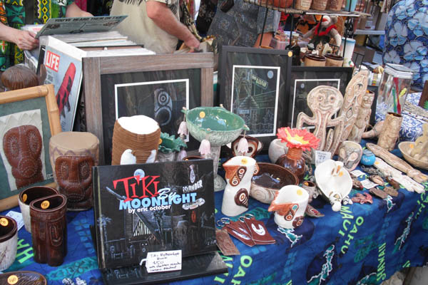 Forbidden Island's 13th Annual Parking Lot Sale