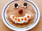 Free Scary Face Kids' Pancake | IHOP