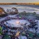 Alcatraz Sunrise Gathering: Indigenous Peoples' Day   2019