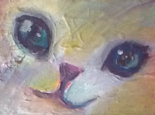 """""""Haunted By A Cat"""" Opening Reception 