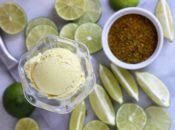 """Free Humphry Slocombe Ice Cream Day: New Flavor """"Persian Lime & Curry""""   Oakland"""