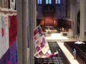 AIDS Memorial Quilt Exhibit | Grace Cahedral