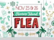 Treasure Island Flea's Holiday Market | Santa, Ugly Sweaters & Toy Drive