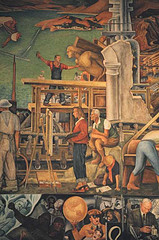 Diego Rivera Mural at City College: Guided Walking Tour | SF