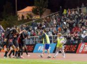 NASL Pro Soccer Championship Final: SF Deltas vs NY Cosmos | Kezar Stadium