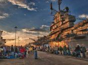 Blue Supermoon Lunar Eclipse Watch Party | USS Hornet