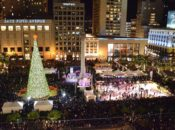 2017 Macy's Great Tree Lighting | Union Square