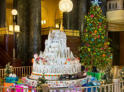 "12 ft. Tall ""Enchanted Sugar Castle"" Unveiling: Free Coffee & Cookies 