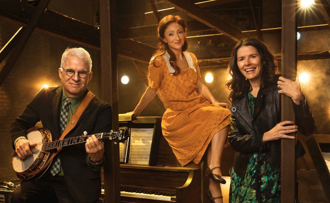 Steve Martin S New Musical Quot Bright Star Quot At The Curran Sf