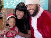 Family Pictures w/ Black Santa | Oakland