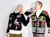 Free Early Boarding for Ugly Holiday Sweaters on Alaska Airlines | 2018