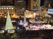 Union Square Holiday Ice Skating Tickets | SF