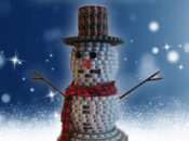 A 1,000 Canned Food Snowman is Coming to SF | Union Square