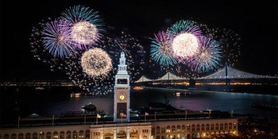 5hr open bar nye bash w front row fireworks view sens