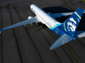 """Alaska Airlines' Free First Class Upgrade """"Happy Hour"""" 