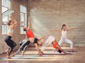 Athleta's Silent Disco Yoga Party: Free Bubbly & Sweet Treats | Burlingame