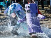 "2019 ""Dash and Splash"": Freezing Plunge in Wacky Costumes 