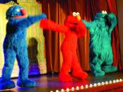 """Sesame Street: F is for Friends"" Free Mall Tour & Meet&Greet   SF"