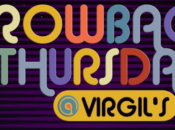Throwback Thursdays at Virgil's: Late 90's to Early 2000's Pop | SF
