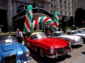 "Historic 1920s-1950s Italian Race Car Show ""The California Mille"" 