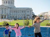 Civic Center's New Playground Grand Opening | SF