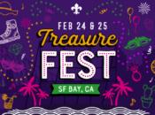 """""""TreasureFest"""" Mardi Gras Festival   Treasure Island"""