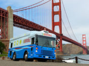 "Dave Eggers' ""The Monk of Mokha"" Mobile Book Tour Kick-Off  