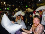 Valentine's Day Pillow Fight 2020? | San Francisco