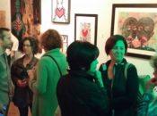 """Barfly"": Booze, Broads & Bukowski Art Show Closing Party | Alameda"