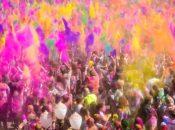 2018 Holi Color Festival: Bombay Jam, Dance Lessons & DJ | Dublin