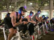 """Farewell to February"" Free Cycle Class at the Bay Club 