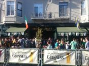 Chief Sullivan's St. Patrick's Day Street Party 2018 | North Beach