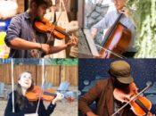 The Fiddle Castros: Classical Revolution & Underground | Live! in the Castro