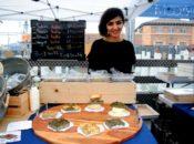 Oyna Natural Foods Free Seasonal Cooking Demo & Tasting | Ferry Plaza Farmers Market