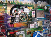 The Art Of Rube Goldberg Art Exhibit & Competition | SF