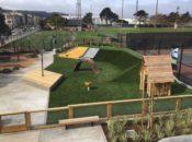 Moscone Playground Grand Opening | Marina
