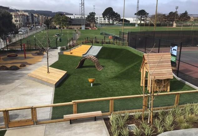 moscone playground grand opening