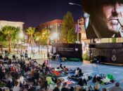 The First Outdoor Movie Nights of 2018