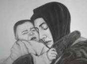 """Revealed"" A Refugee Fleeing Violence Art Reception | SF"